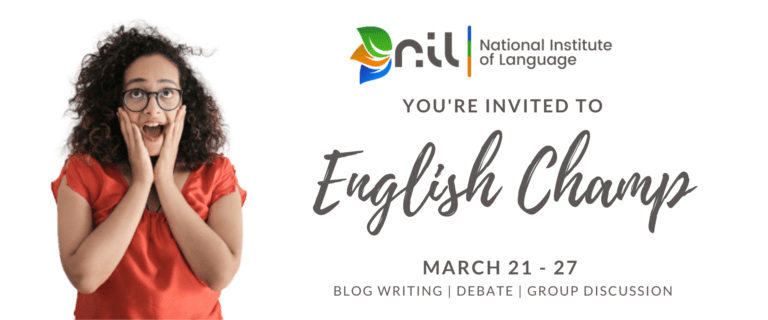 National Institute of Language IELTS Preparation Spoken English and Personality development Online classes for IELTS Online classes for English Speaking Online Classes for spoken English French online classes German online classes English classes for kids online Lucknow IELTS Coaching Lucknow Spoken English Coaching IELTS classes in Delhi English Classes in Delhi