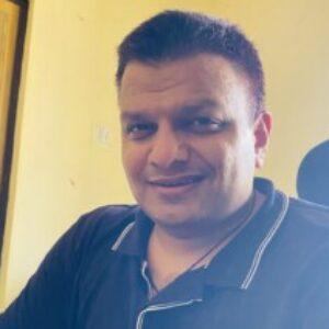 Profile photo of Dr Shravan